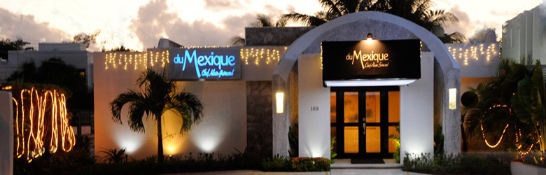Du Mexique | Restaurant Cancun